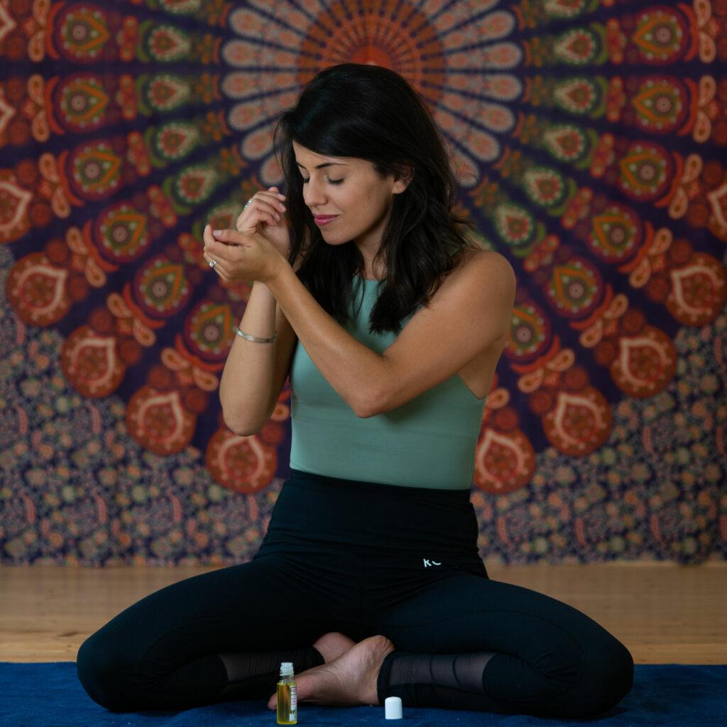 Pro Annu, lektorku jógy ze sudia Yoga Shala Brno, se aromaterapie stala životním posláním.